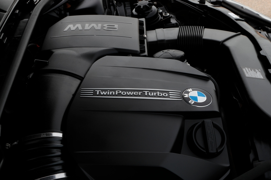 BMW Twin Turbo