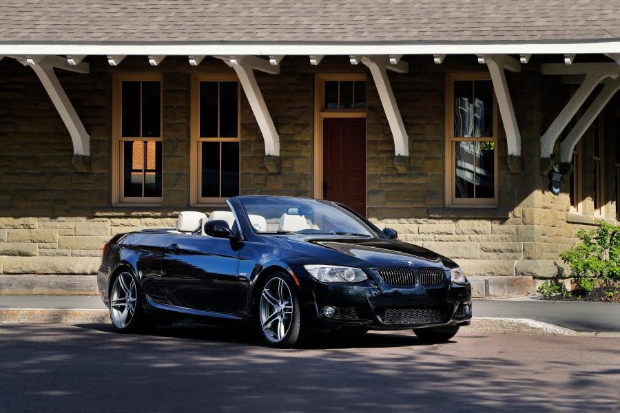 BMW 335 iS M sport